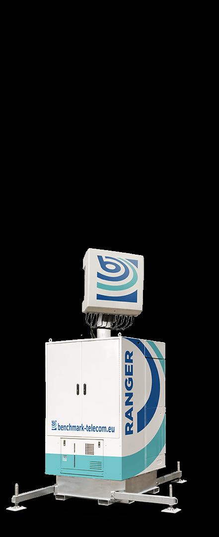 Benchmark Ranger mobile cell tower